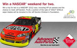 Teflon Sweepstakes: Meet Jeff Gordon And Win A Trip To NASCAR