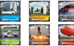 Isle Of Man Post Office Presents Top Gear Stamps