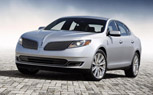 "2013 Lincoln MKS Revealed with ""New"" Design Direction: 2011 LA Auto Show"