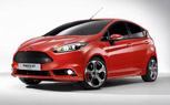 Ford Fiesta ST Concept Revealed Ahead Of LA Auto Show Debut