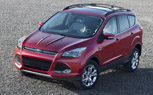 2013 Ford Escape Revealed With Stylish Looks, Turbocharged Engines: 2011 LA Auto Show