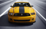 2013 Ford Mustang Gets Facelift, More Power