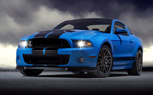 2013 Ford Shelby GT500 Revealed With 650-HP