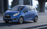2013 Chevrolet Spark Revealed Ahead of LA Auto Show with Tiny 1.2L Engine