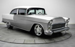 1955 Chevy Bel Air Resto Mod Boasts an LS6, Lexus Seats [Retro Resale]