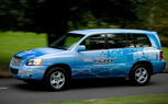 Toyota Promises Fuel-Cell Vehicles on Sale by 2015
