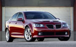 Pontiac G8 Recalled For Delayed Airbag Deployment