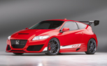 "Honda CR-Z ""Type-R"" Confirmed"