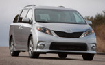 Toyota to Export US-Built Sienna Minivan to South Korea