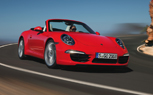 2012 Porsche 911 Cabriolet Priced from $97,300, Bubble Butt Included
