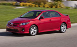 2012 Toyota Corolla Gets Minor Upgrades