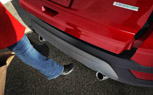 "2013 Ford Escape Gets ""Kick"" Operated Self-Opening Liftgate [Video]"