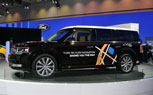 2013 Ford Flex Gets Visual Tweaks, More Power: 2011 LA Auto Show