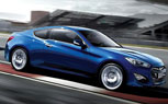 2013 Hyundai Genesis Coupe Official Photos Revealed