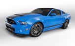 2013 Ford Shelby GT500 Records 202 MPH Top Speed: Ford Engineer