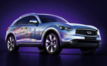 Infiniti FX Red Bull Racing Wrap Announced to Celebrate F1 World Championship