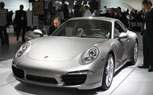 2012 Porsche 911 Makes North American Debut: 2011 Los Angeles Auto Show
