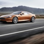 Aston Martin Celebrates Crossing The 1-Million 'Fan' Mark On Facebook