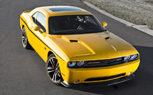 Dodge Challenger SRT8 392 Yellow Jacket Makes a 470-HP Buzz: LA Auto Show Preview