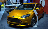 Ford Focus ST Surfaces: 2011 SEMA Show