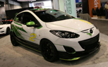 Mazda2 Turbo Delivers MazdaSpeed3 Power in a Smaller Package: 2011 SEMA Show