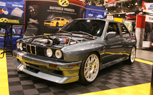 LS3-Powered BMW E30 M3 is Sacrilegious and Stunning: 2011 SEMA Show