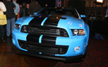 "2013 Shelby GT500 is ""Greatest Mustang Ever Built"" says Carroll Shelby: 2011 LA Auto Show"