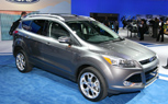 2013 Ford Escape Gets High-Tech Engines, Features: 2011 LA Auto Show