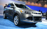 2013 Ford Escape Video – First Look: 2011 LA Auto Show