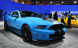 2013 Ford Shelby GT500 Video – First Look: 2011 LA Auto Show