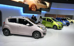 2013 Chevrolet Spark Makes North American Debut: 2011 LA Auto Show