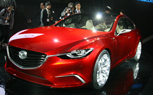 Stylish New Mazda6 Previewed in Takeri Concept: 2011 Tokyo Motor Show