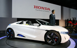 Honda EV-STER Electric Sports Car is a 21st Century Beat: 2011 Tokyo Motor Show