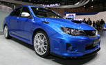 Subaru STI S206, Because There's Always a Better JDM-Spec STI: 2011 Tokyo Motor Show