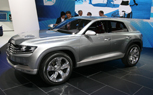Volkswagen Cross Coupe Previews Hybrid Tech, Future Design: 2011 Tokyo Motor Show