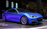 Subaru BRZ STI Concept Video – First Look: 2011 LA Auto Show