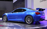 Subaru BRZ STI Concept is Tuned-up Without the Turbo (or AWD): 2011 LA Auto Show