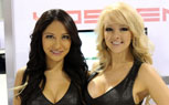 SEMA Show Models Gallery [Video]: 2011 SEMA Show