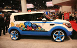 Michelle Wie, Blake Griffin Inspired Custom Kias Revealed: 2011 SEMA Show