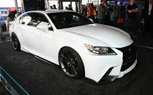 Lexus GS350 F-Sport by Five Axis Takes Luxury to the Extreme: 2011 SEMA Show
