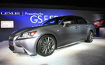 2013 Lexus GS350 F-Sport Video, First Look: 2011 SEMA Show