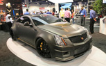 "D3 Cadillac's 1,000-HP ""Le Monstre"" CTS-V Exceeds Expectations: 2011 SEMA Show"