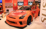 Matte Cars Gallery, Taste the Rainbow: 2011 SEMA Show