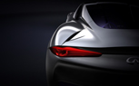 Infiniti Teases Extended Range Electric Sports Car Concept
