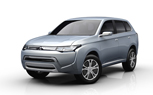 Mitsubishi Reveals Near-Production Plug-in Hybrid Crossover: Tokyo Motor Show Preview