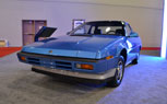 Subaru XT Restoration Is A Hidden Gem: 2011 SEMA Show