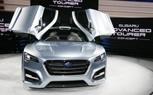 Subaru Advanced Tourer Concept Video – First Look: 2011 Tokyo Motor Show