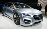Subaru Advanced Tourer Concept Previews Subie's First Hybrid: 2011 Tokyo Motor Show