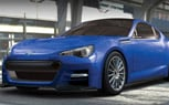 Subaru BRZ STI Concept: New Photos Released Ahead of LA Auto Show Debut