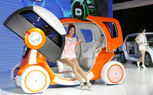 Suzuki Concept Cars are Cuter than Hello Kitty: 2011 Tokyo Motor Show